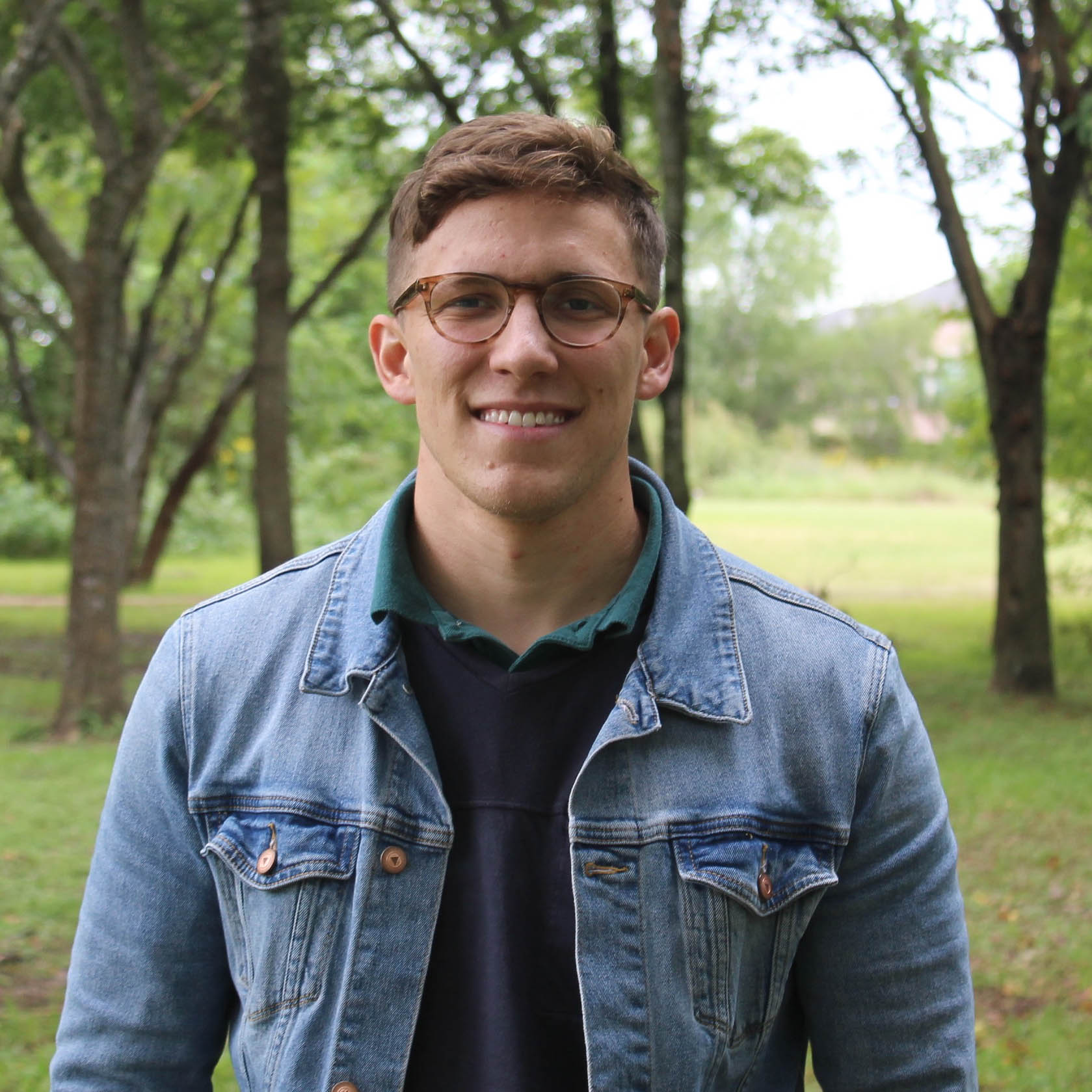Colton Cobb   Youth Ministries Director