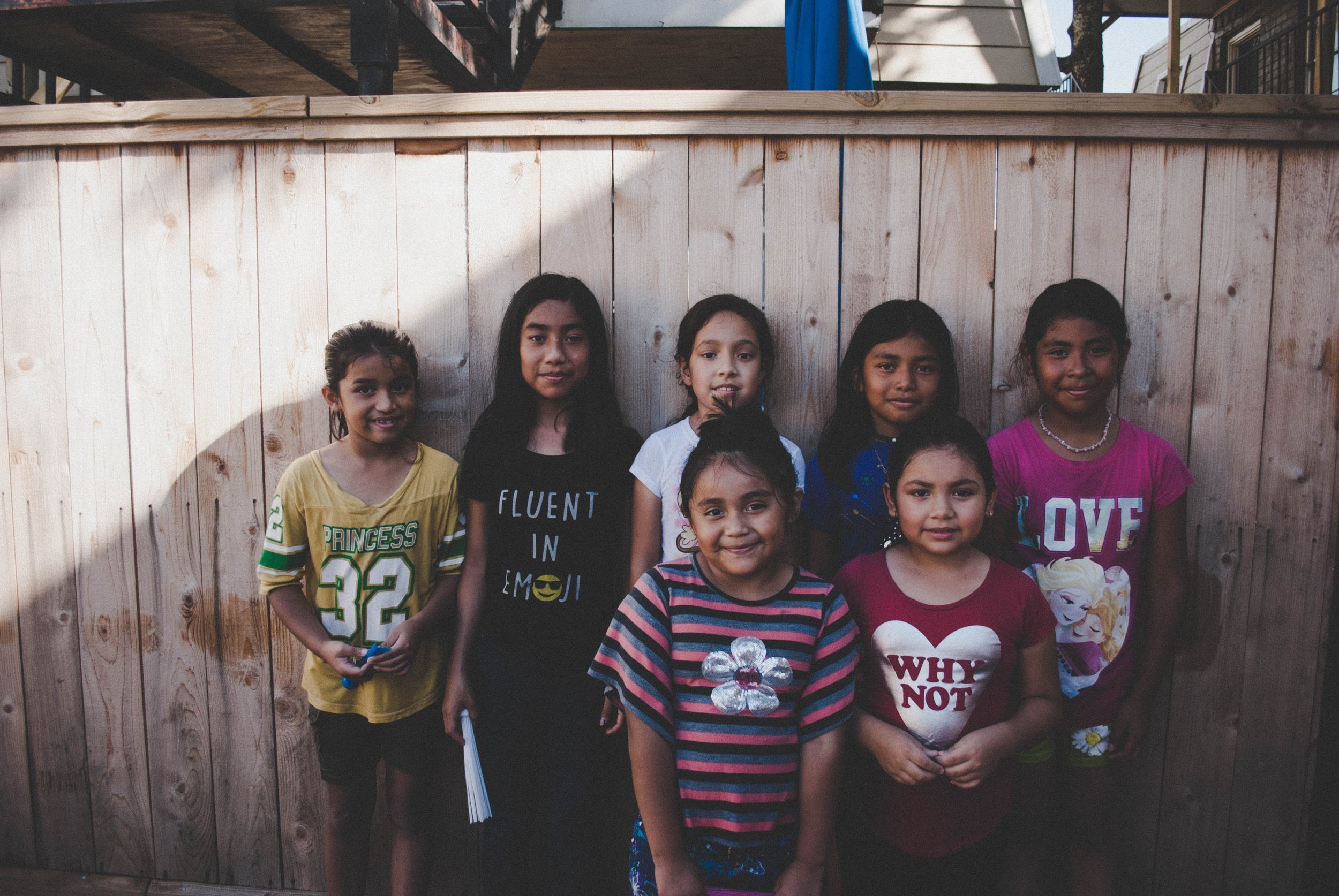 Next Light + Revival Sports - These two partner ministries work with kids from immigrant or refugees families in at risk environments. Join the team if you have a heart for kids, like to plan activities, play games or coach soccer. Come check it out any Tuesday night!Contact: Sarah Watt at sarah@ashfordcc.com