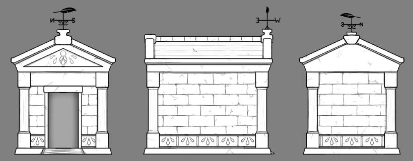 Mausoleum Design
