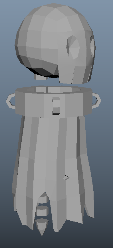 Another Character Model