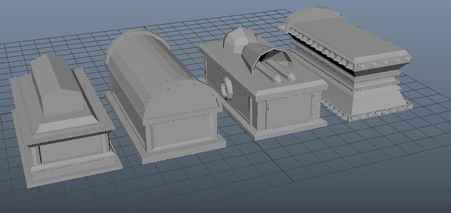 Grave Models
