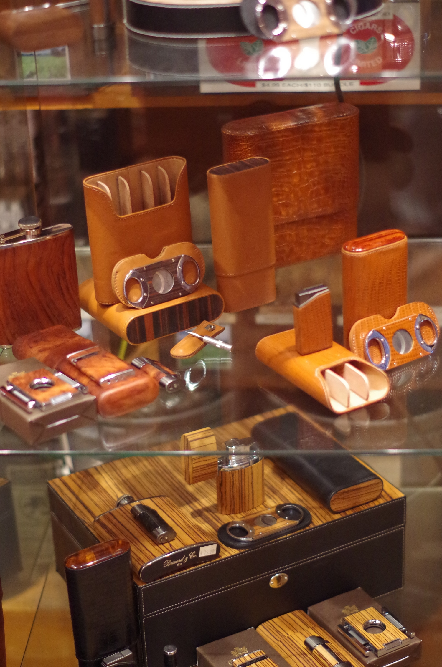 Finest Cigar Accessories in the business