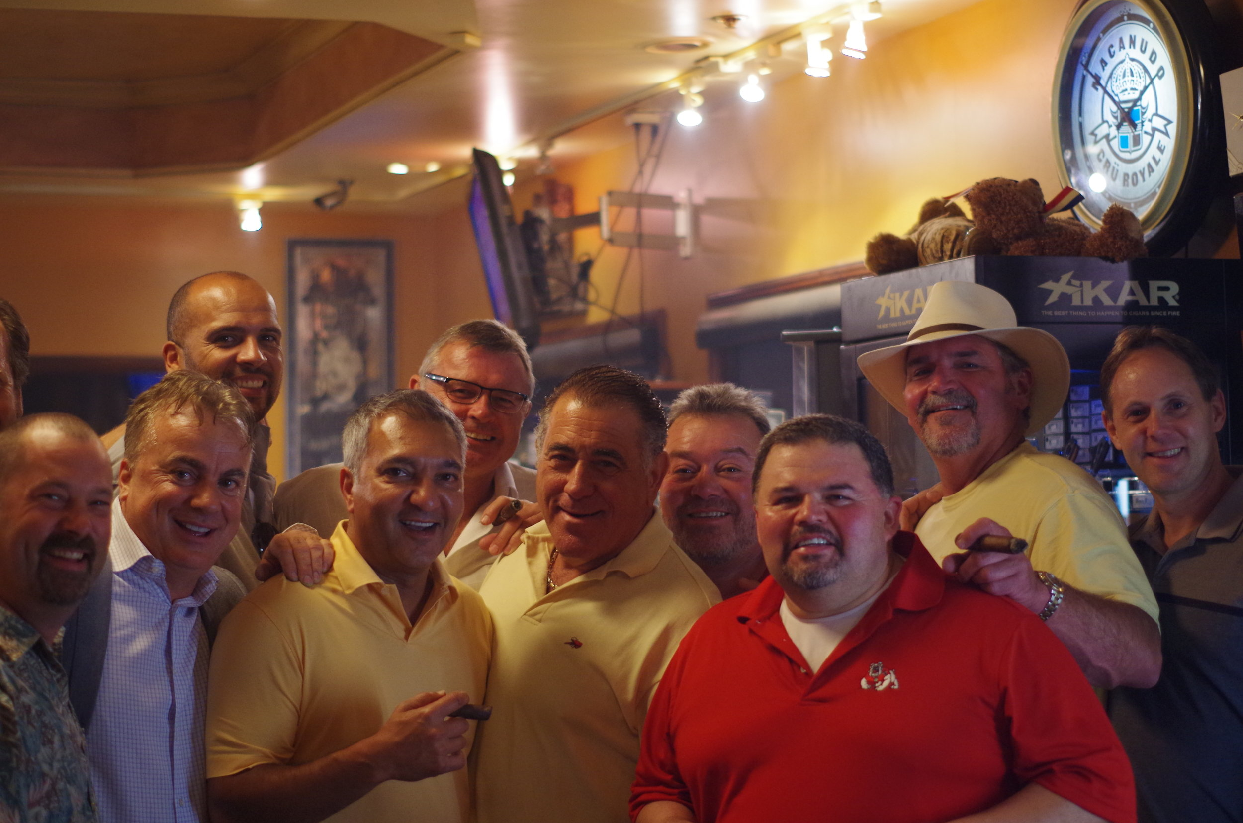 Meet Rocky Patel at your cigar store's Main Event featuring Rocky Patel Cigars!