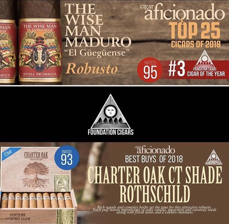 2 winning cigars in one night