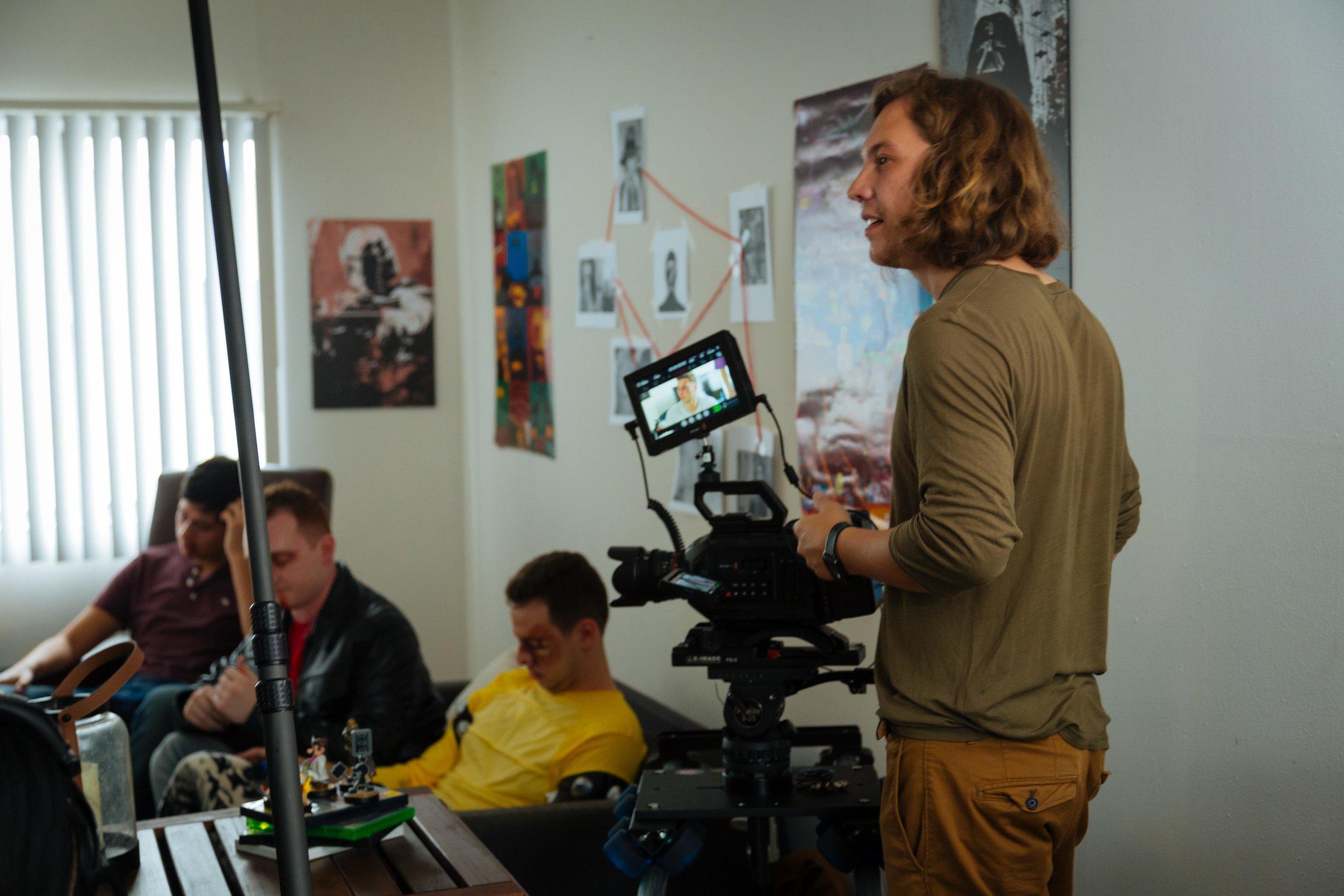Konstantin Frolov cinematographer, director of photography
