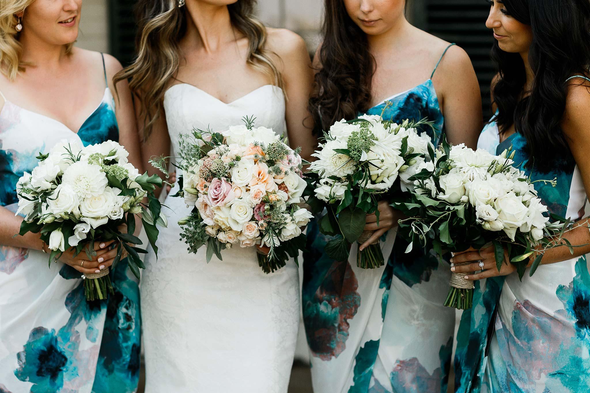 Bouquets by Bek Burrows