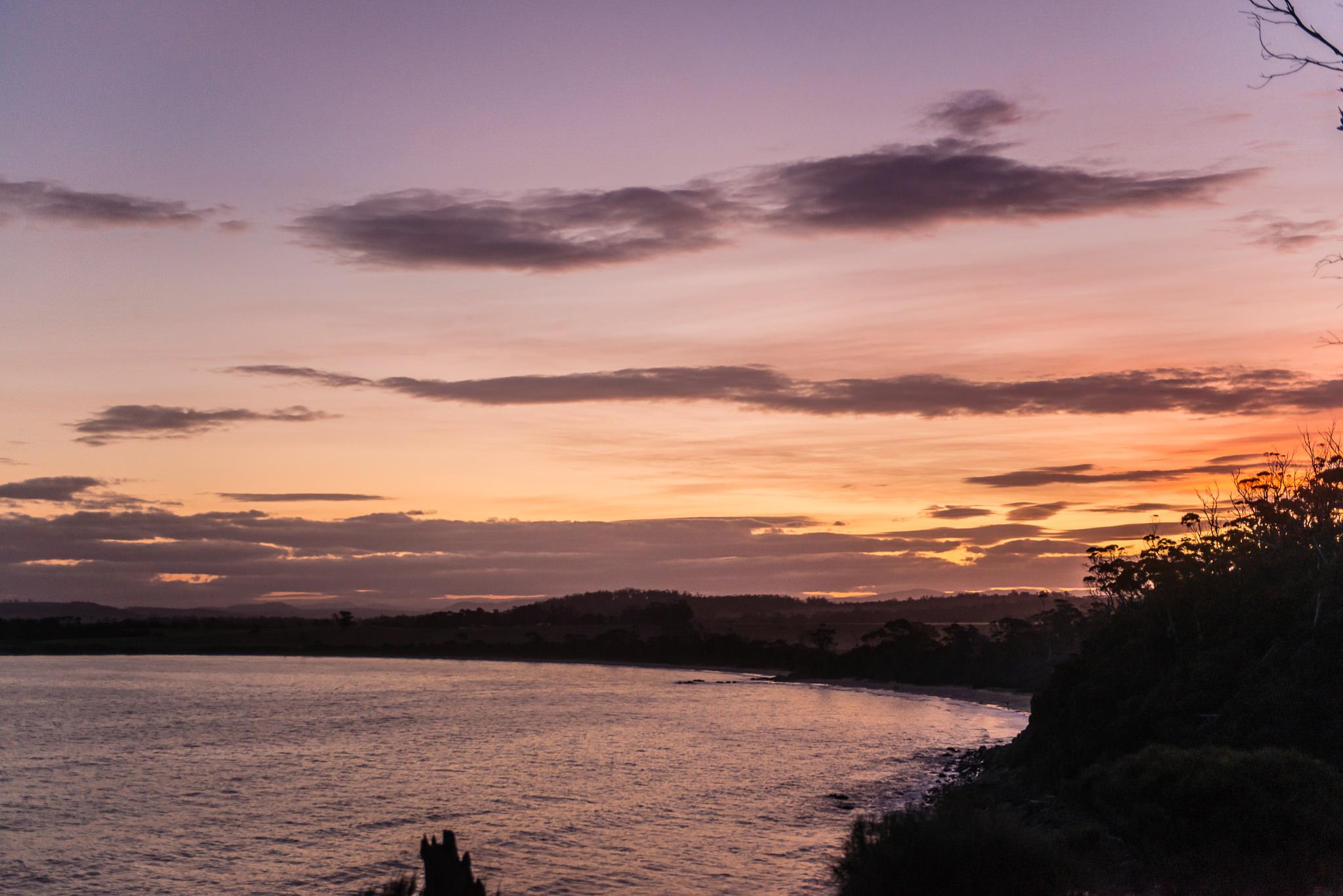 Sunset at Avalon