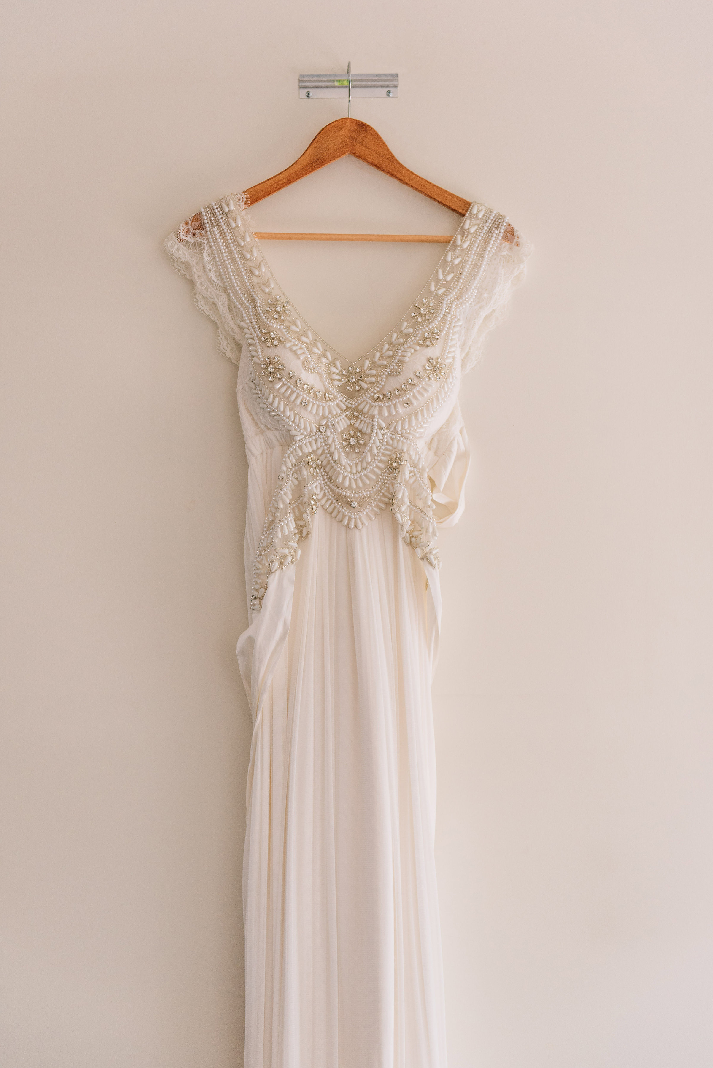 Anna Campbell gown
