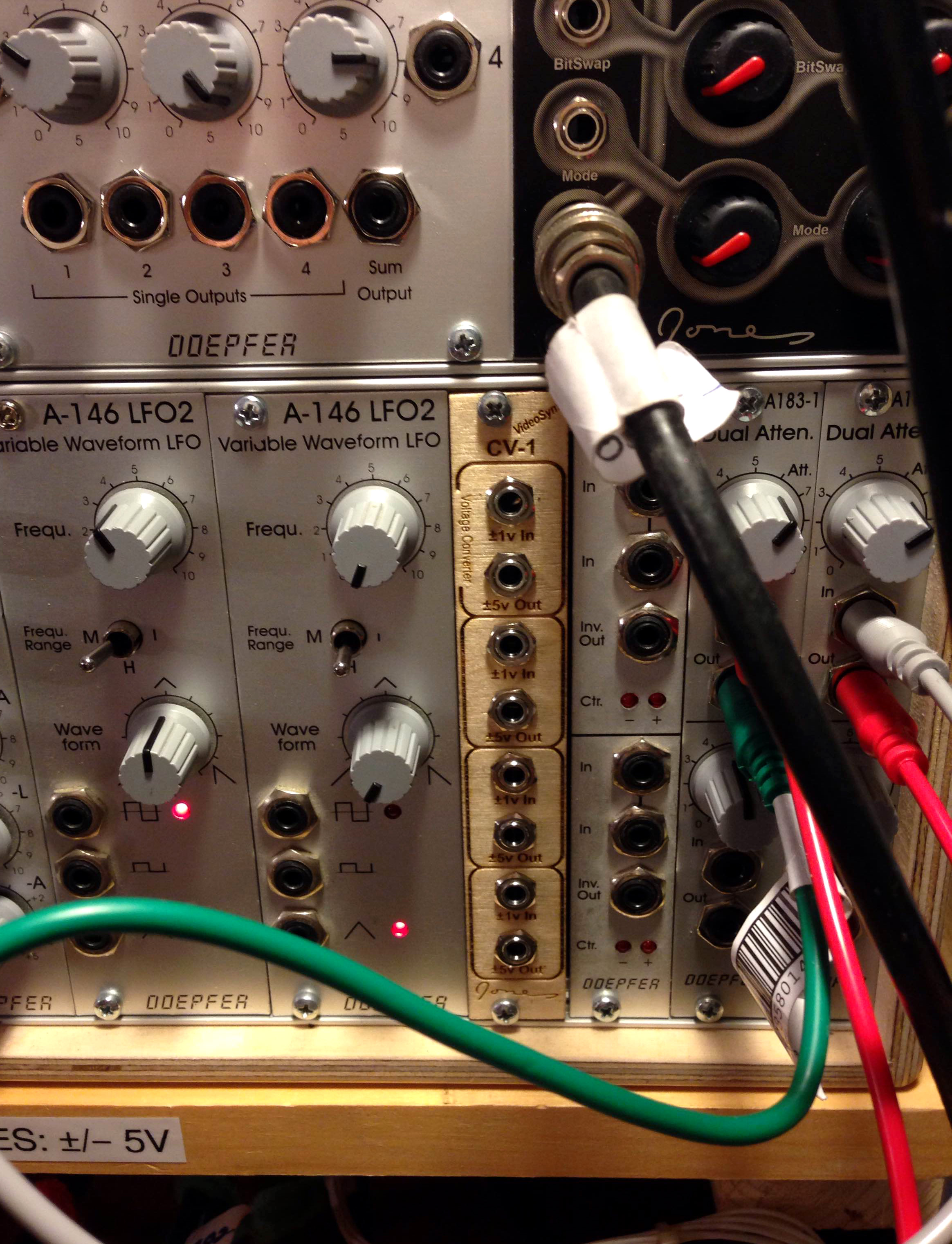 Dave Jones Video Synth Module.JPG