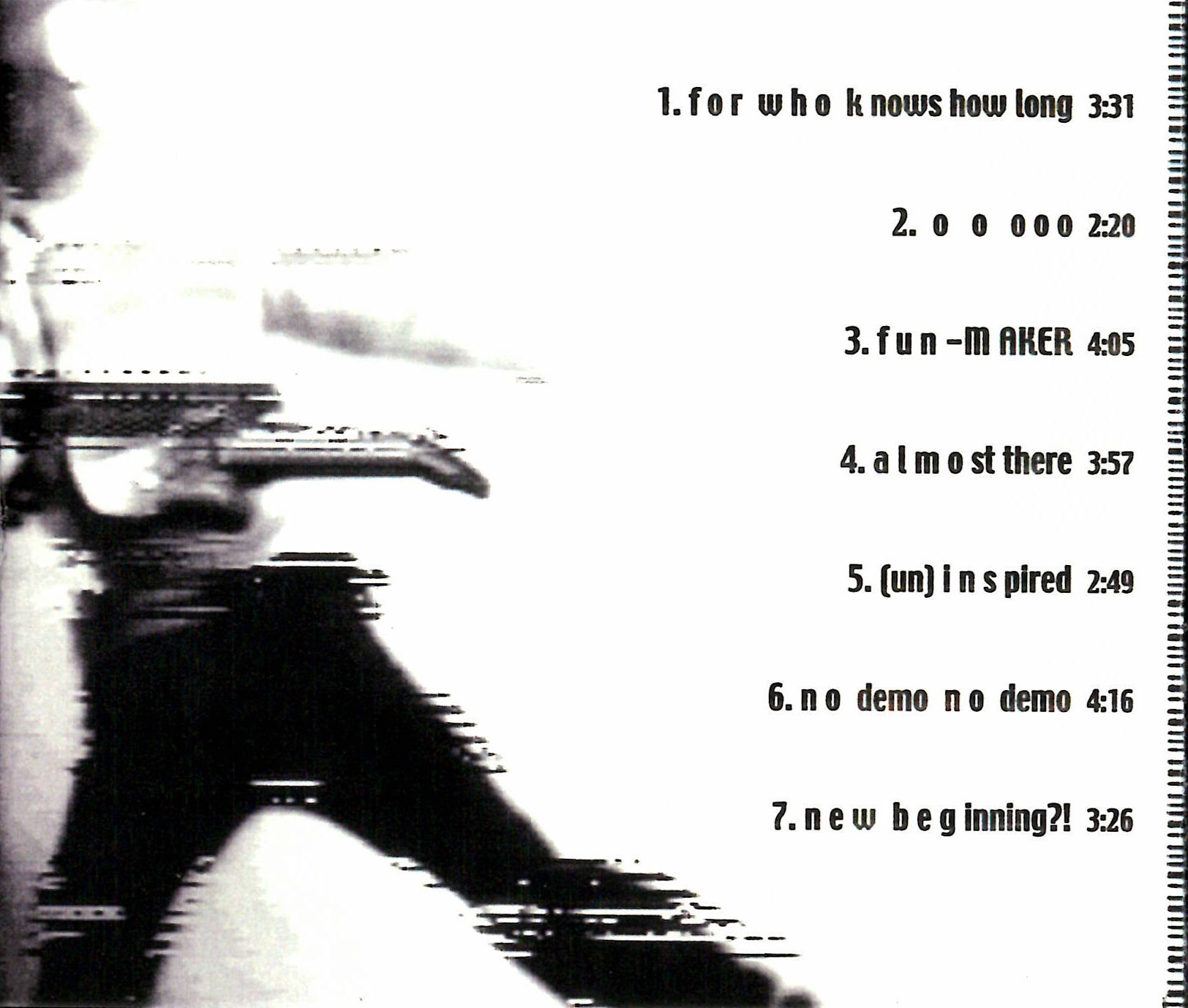 in the moment Back Cover