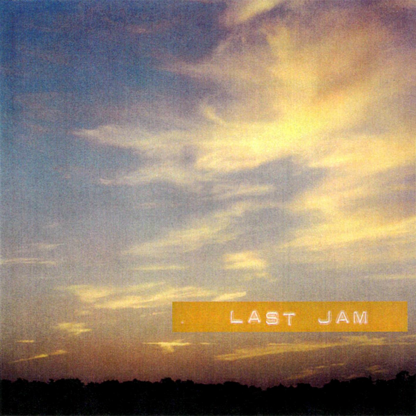 Last Jam Cover
