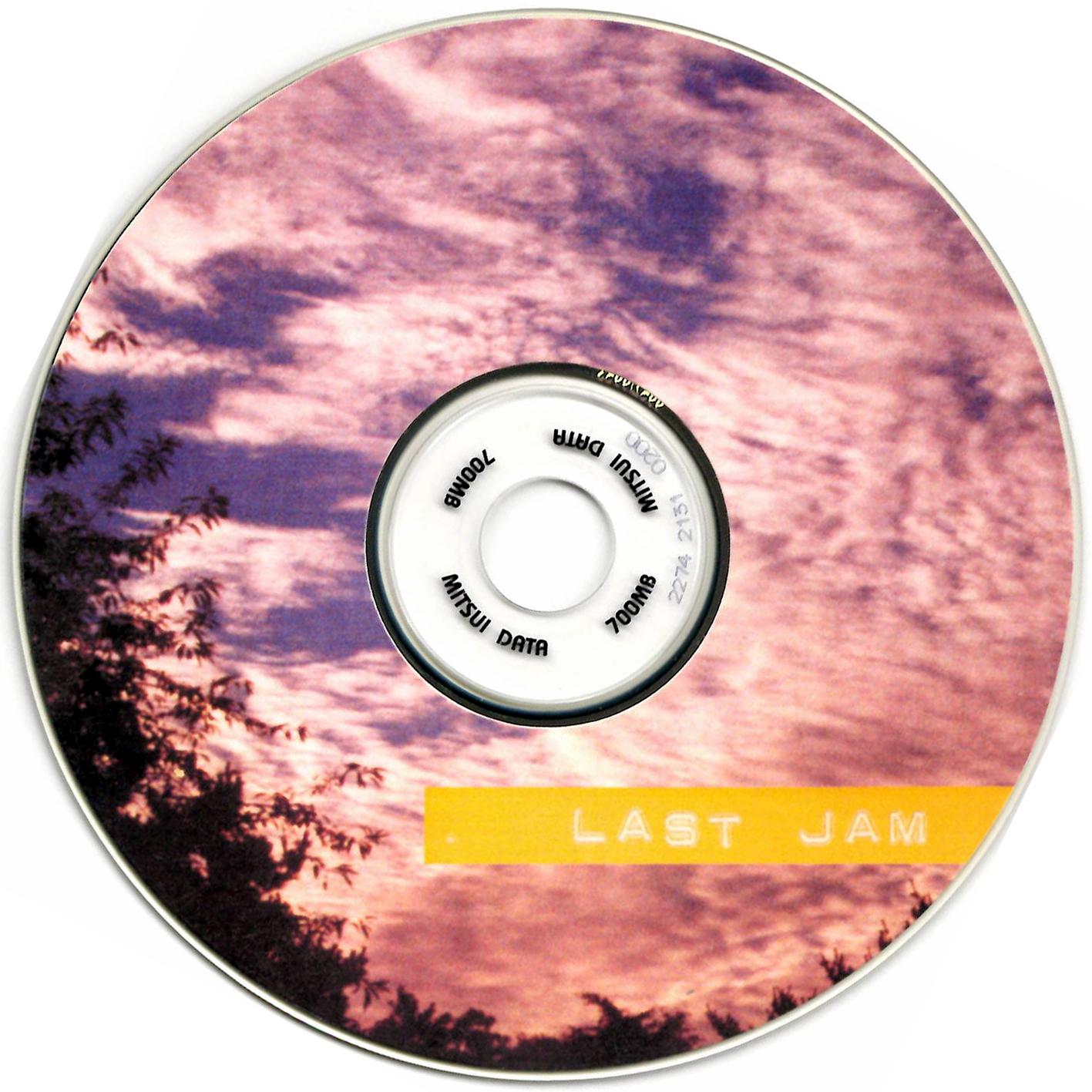 Last Jam Disc