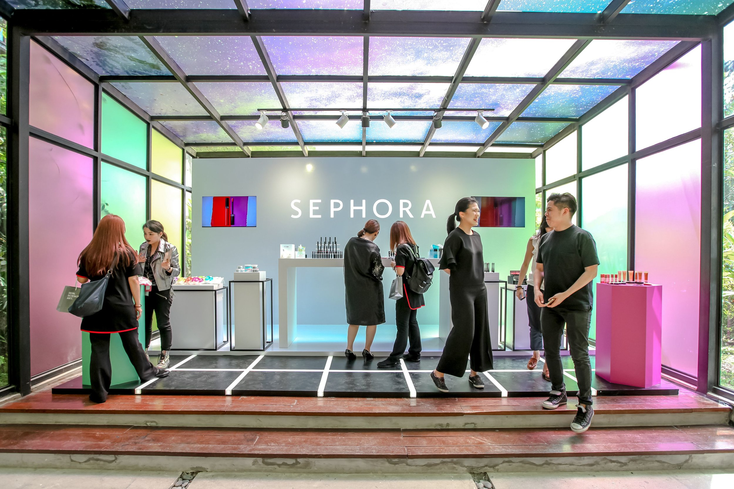 Sephora's Autumn 2017 Press Day