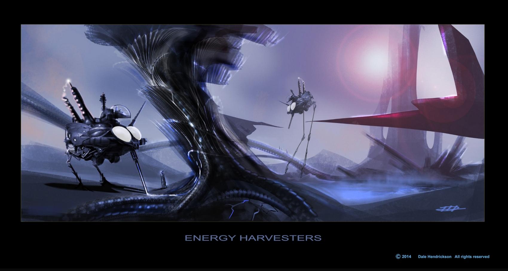 ENERGY HARVESTERS
