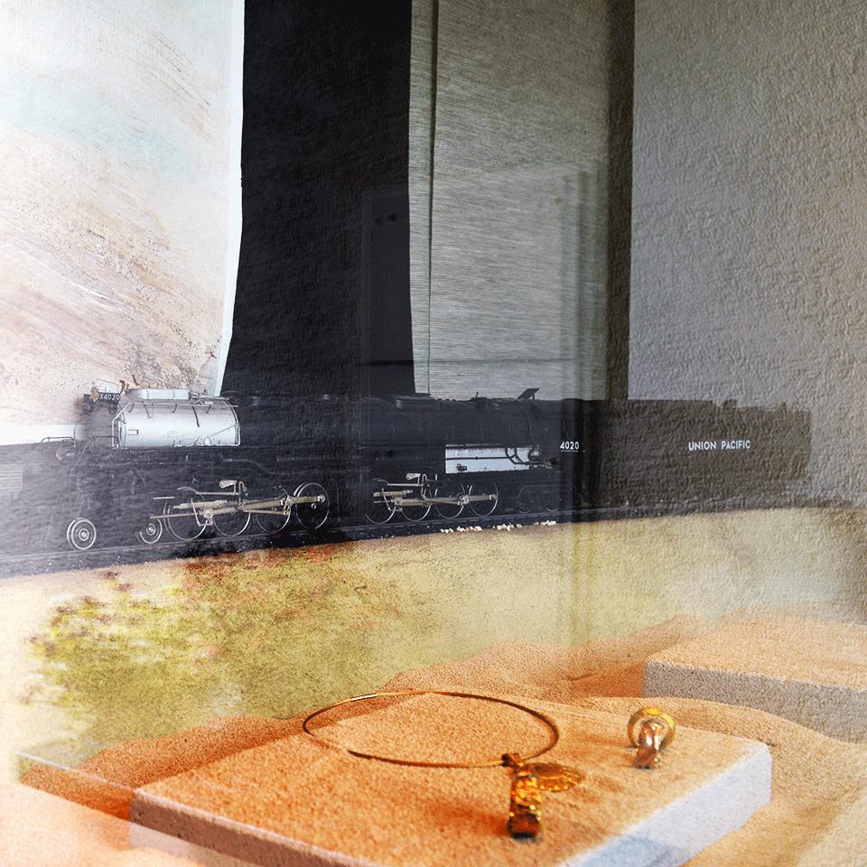 Im Schaufenster bei Jörg Rohner