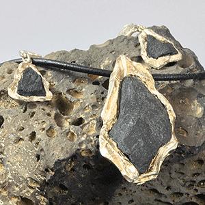 Silberschmuck für Hals und Ohren