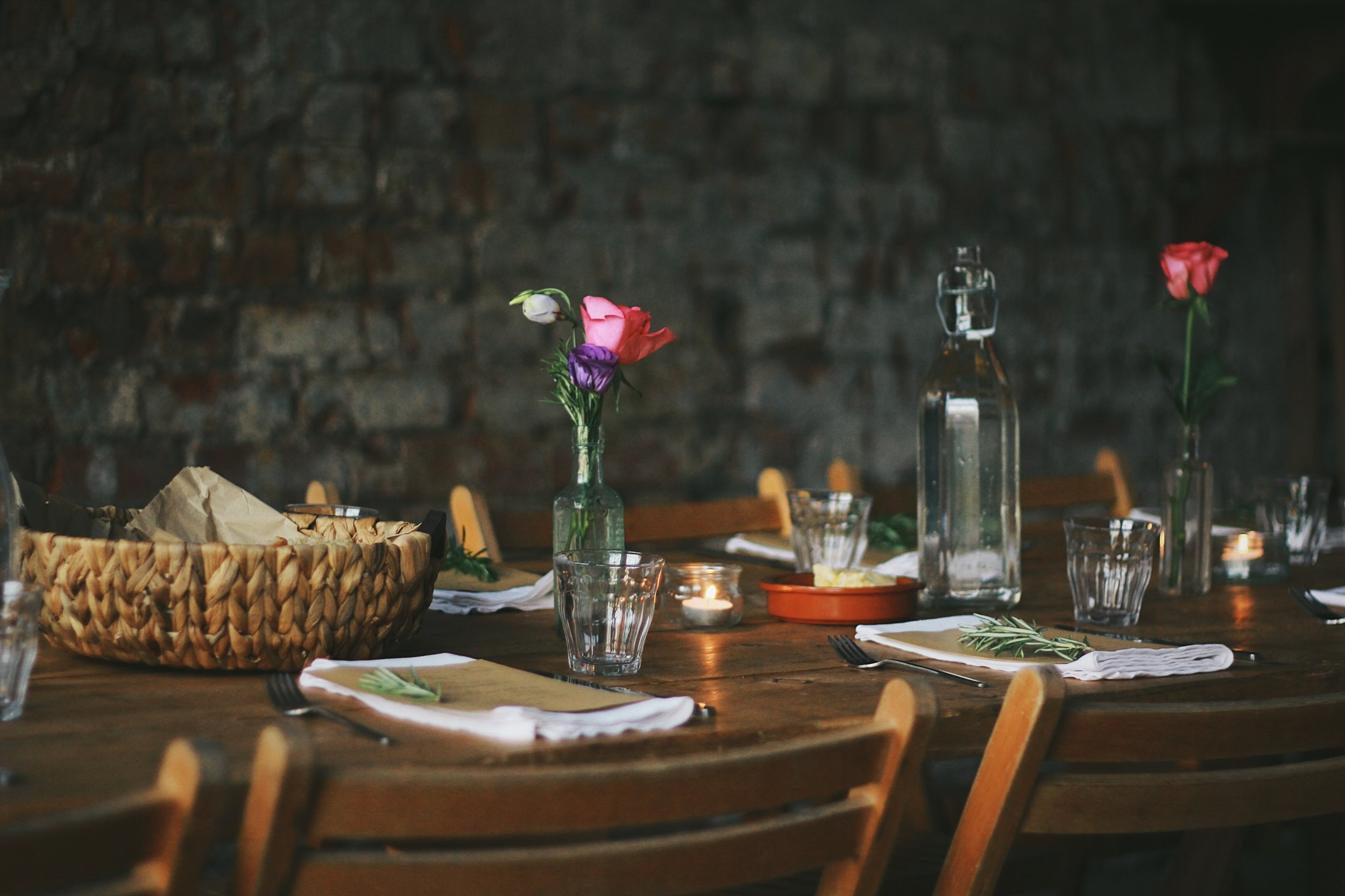 Yoga Supper Club - X A Tavola @The Forge, Bristol