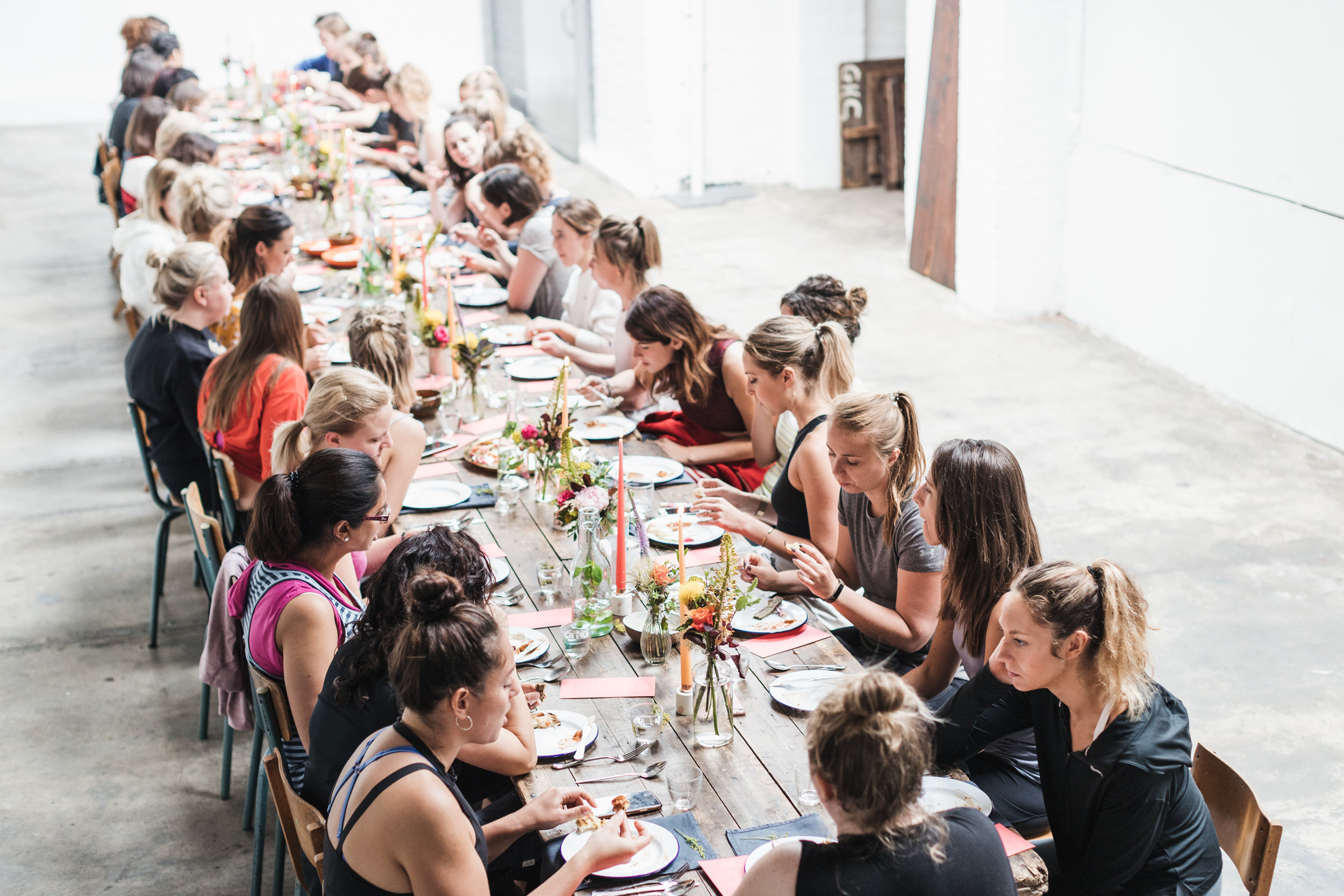 Yoga Brunch Club - X Rock My Bowl & EKBakeryJuly 2019