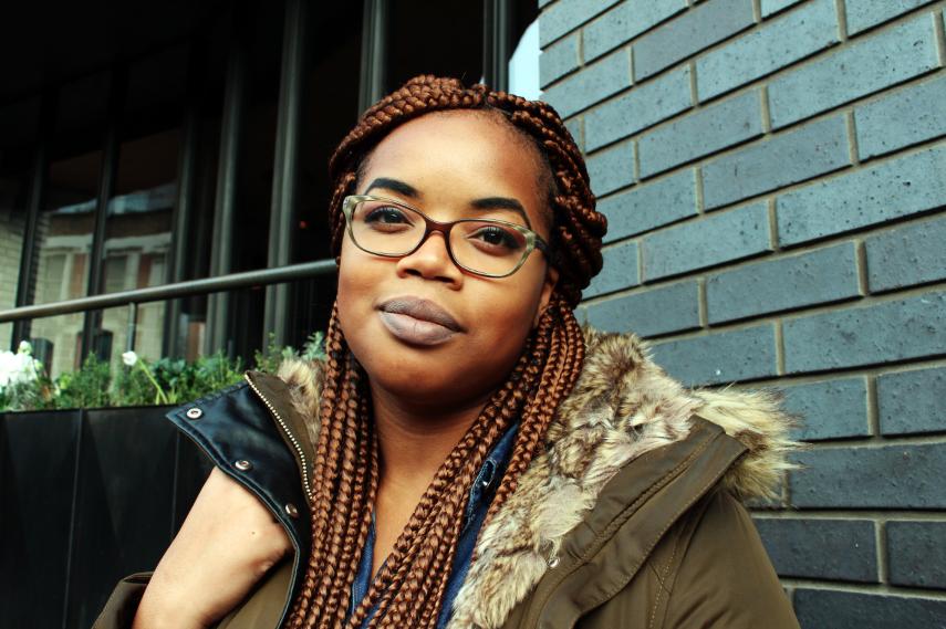 Florence Adepoju, founder of MDM Flow