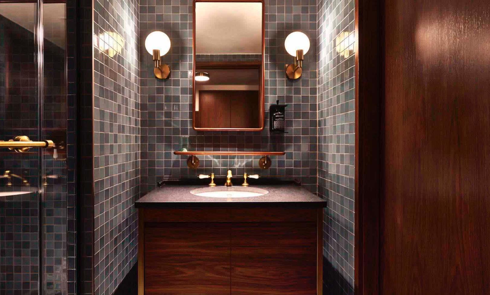 Bathroom shot, via Eaton Workshop