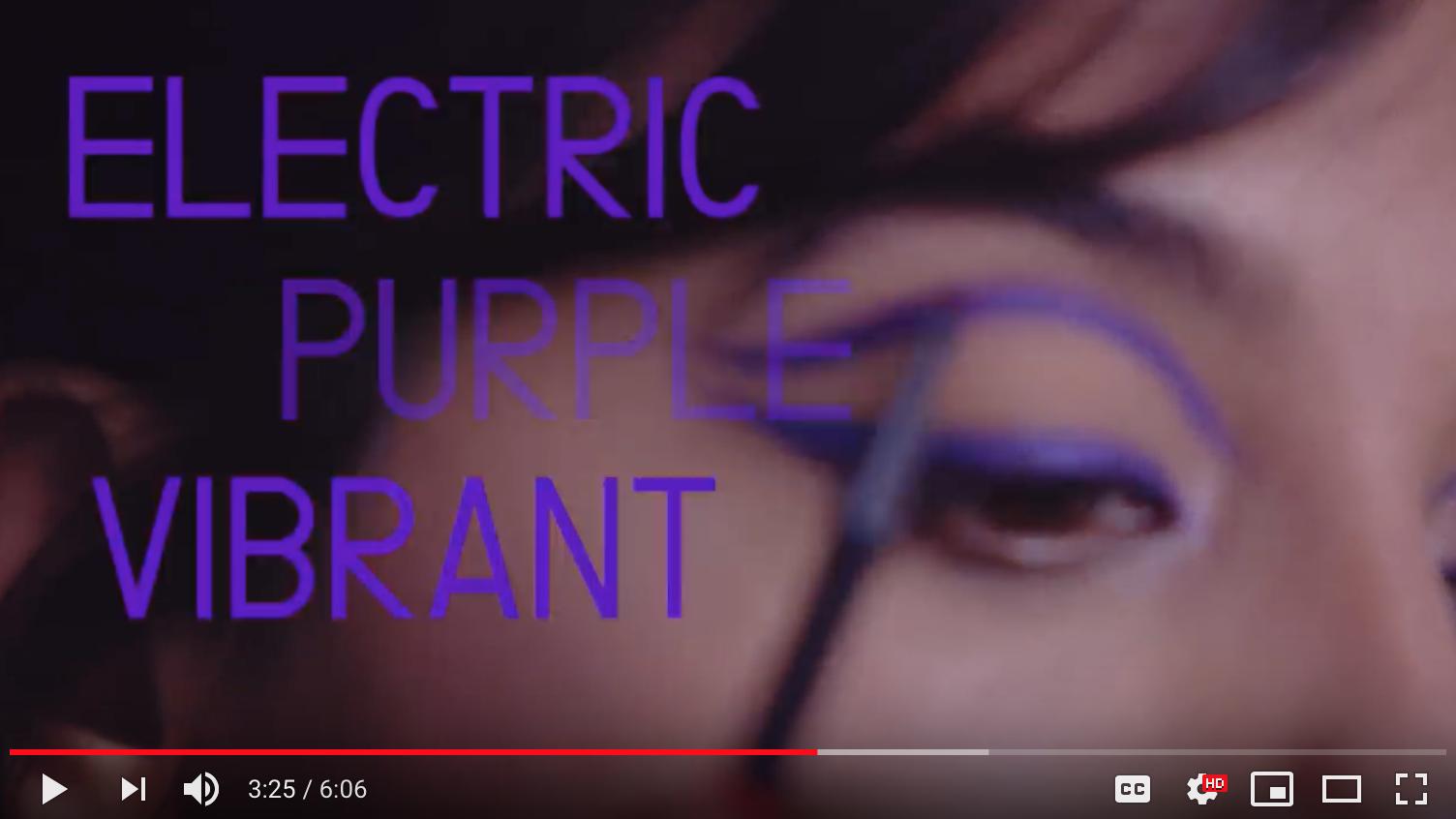 Image taken from Violette_fr's YouTube channel