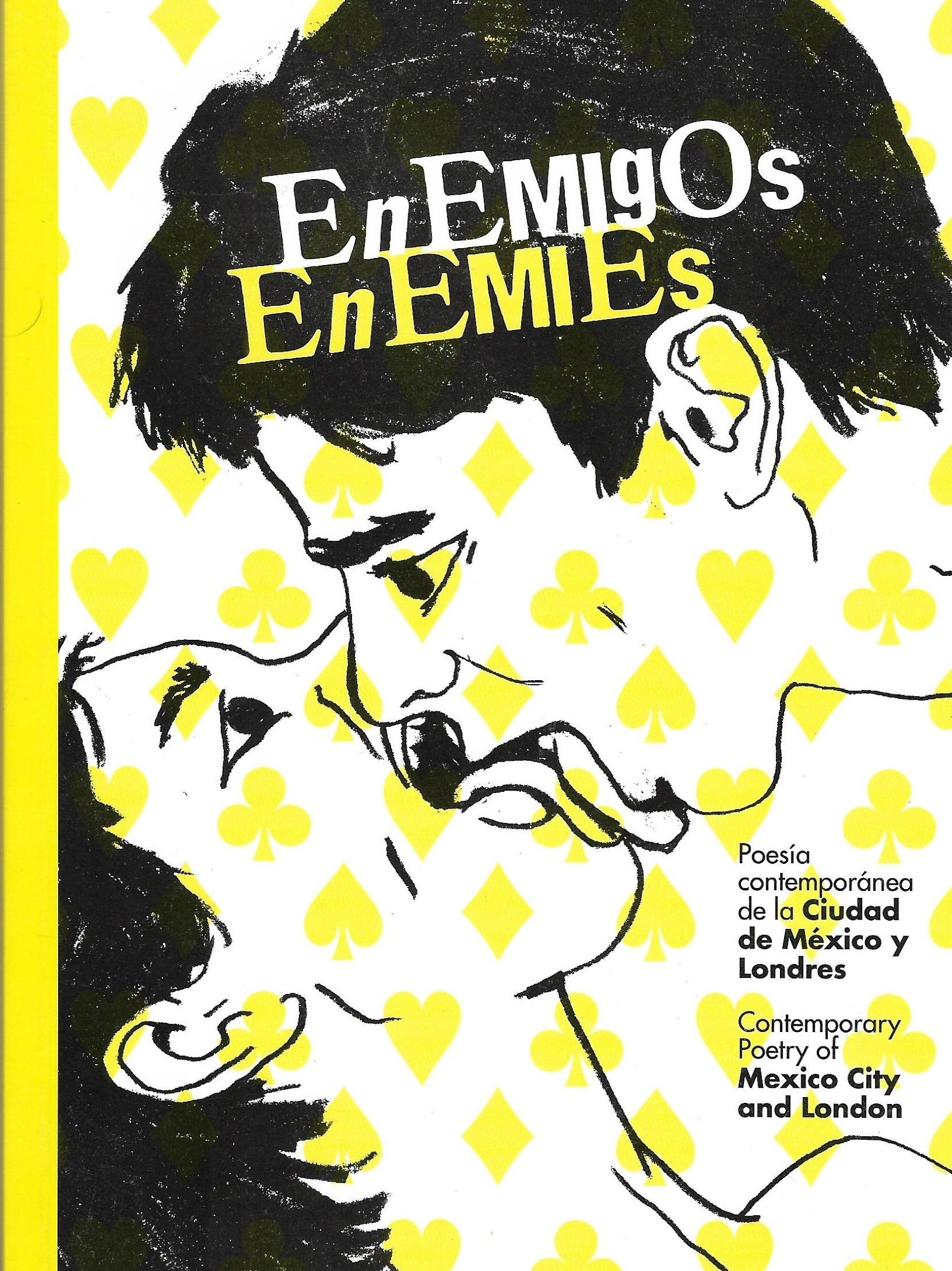 Enemigos 8 Chilango and 8 London poets CIELO Abierto, Mexico
