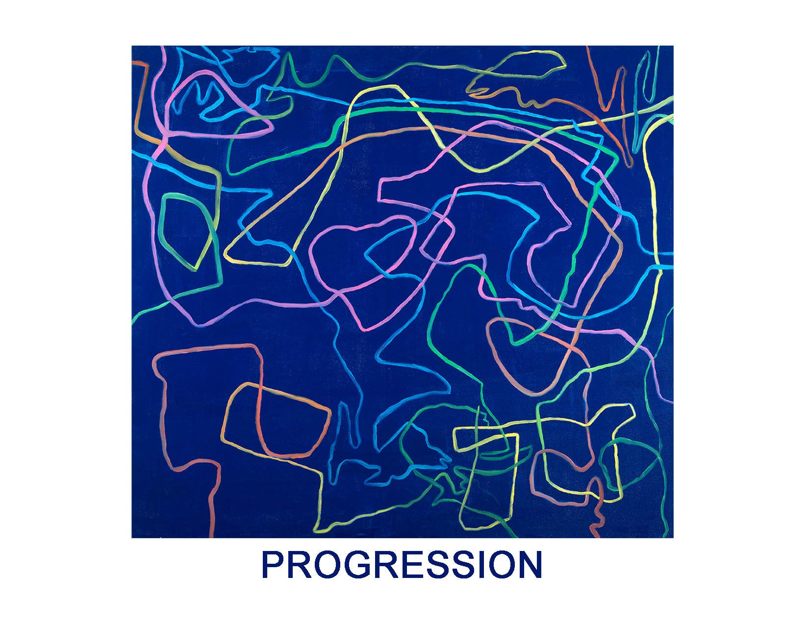 """Progression,"" an exhibition of my new 2017 work, will be on view at the Crane Arts building through May 28.  Hours are Wednesday through Saturday, noon to 6 pm and Second Thursday, May 11 from 6-9 pm.  You can also contact me to schedule a private viewing during closed hours.  I hope to see you soon."