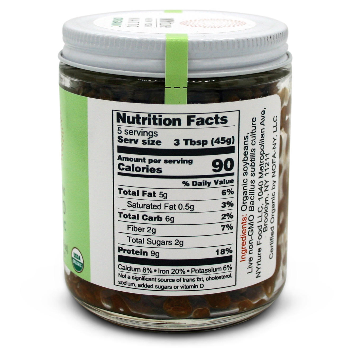 New York Natto Organic - nutrition panel.jpg