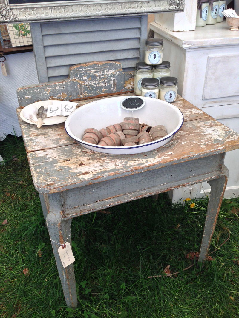 Antique Swedish dry sink