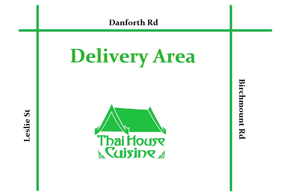 Free Delivery on orders above $30 before tax  Out of Area : Delivery Charge $5  Delivery starts when we open!