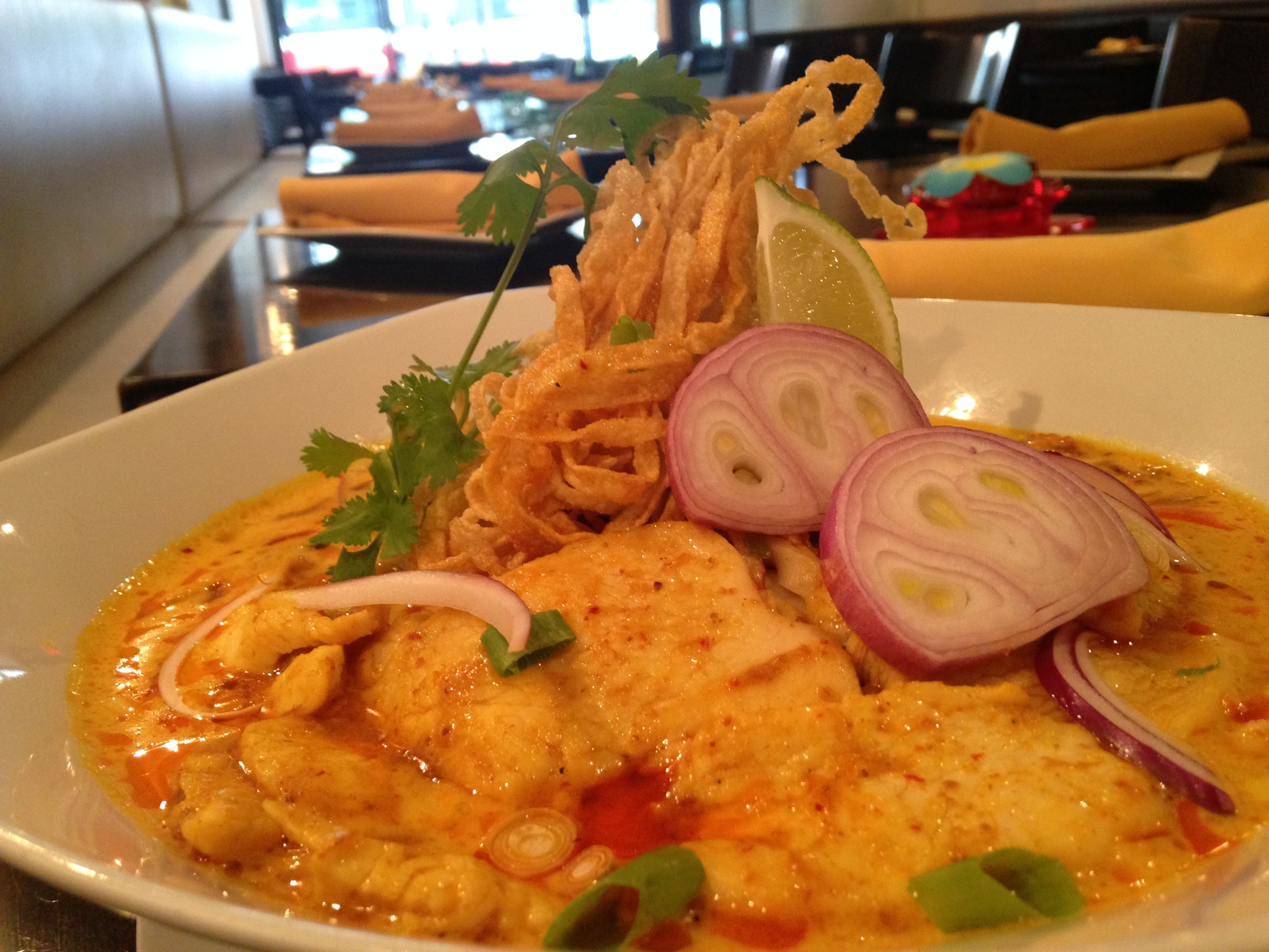Special 2 :  KHAO SOI (Northern Thai Chicken Curry Noodle)