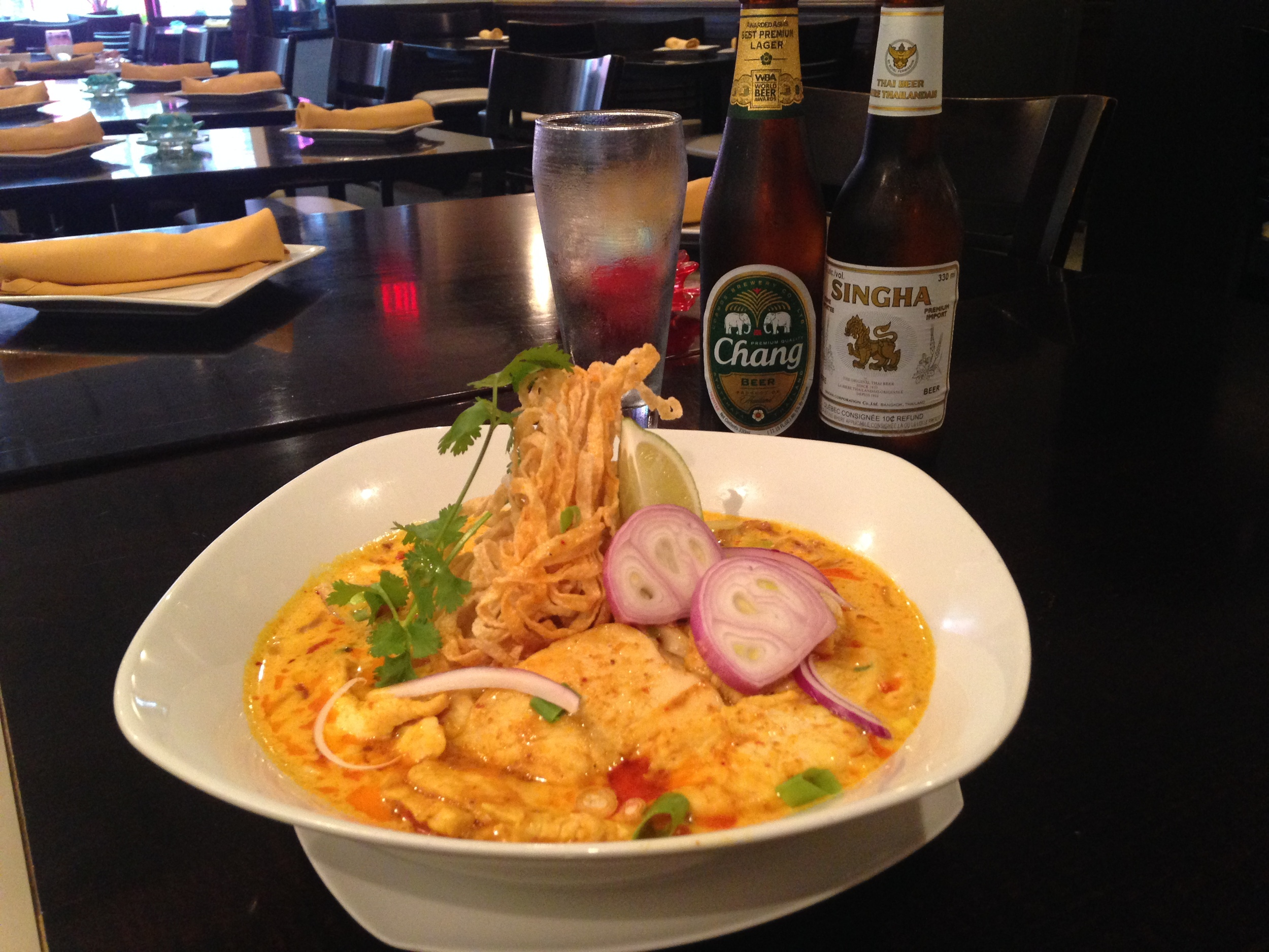 Special 2 :  KHOA SOI (Northern Thai Chicken Curry Noodle)