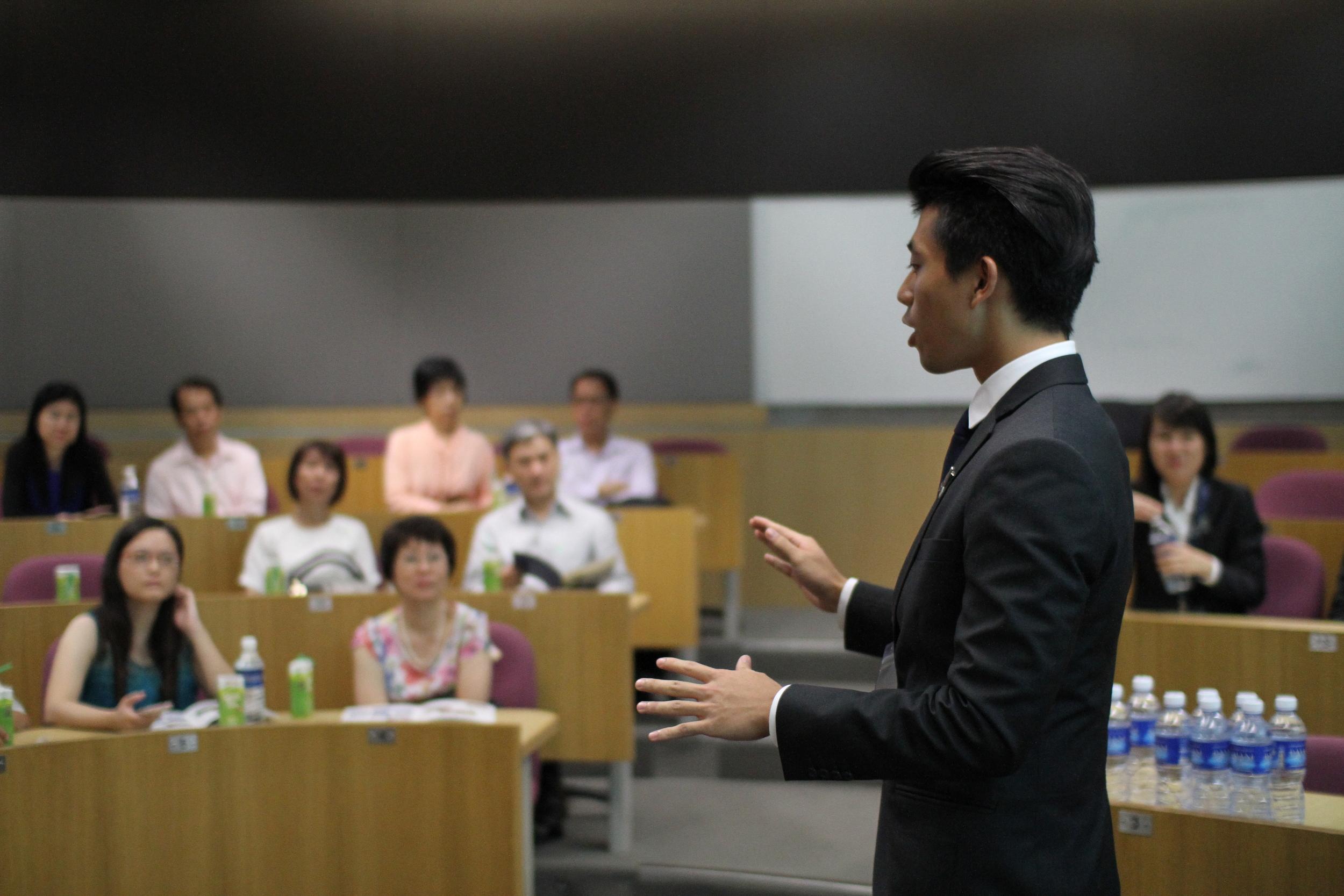 Seminar Room Sharing Session