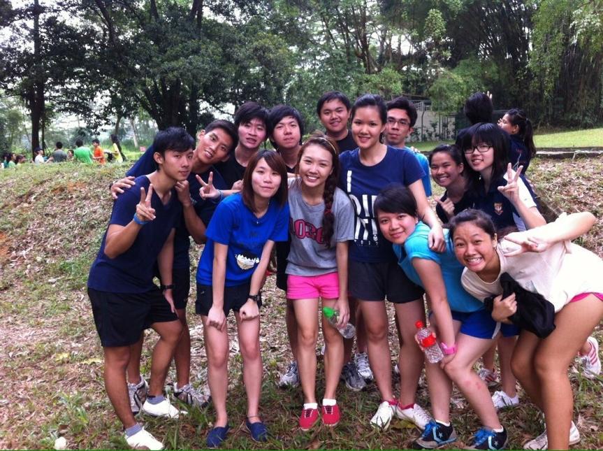 My FTB Group in Year 1, 'Captain D'!