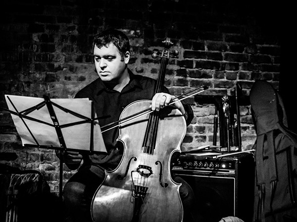"""Daniel Levin - Daniel Levin is """"one of the outstanding cellists working in the vanguard arena"""" (All About Jazz),"""