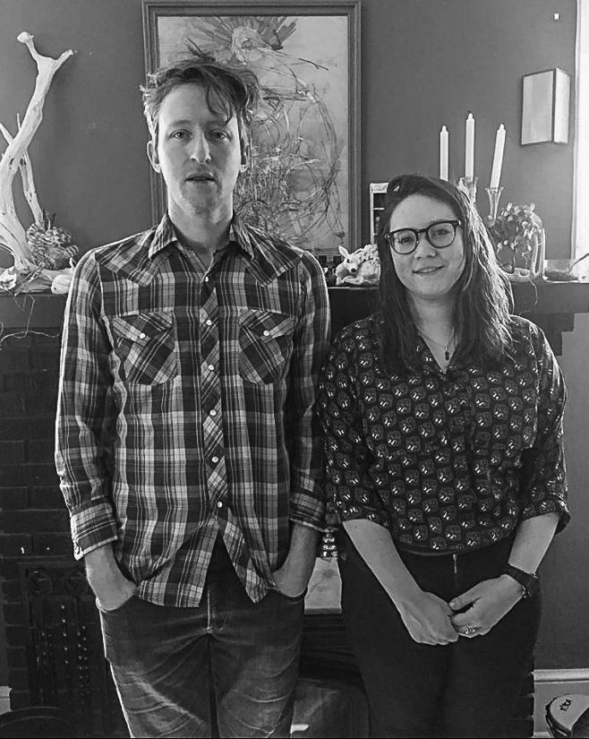 Shane Parish + Wendy Eisenberg