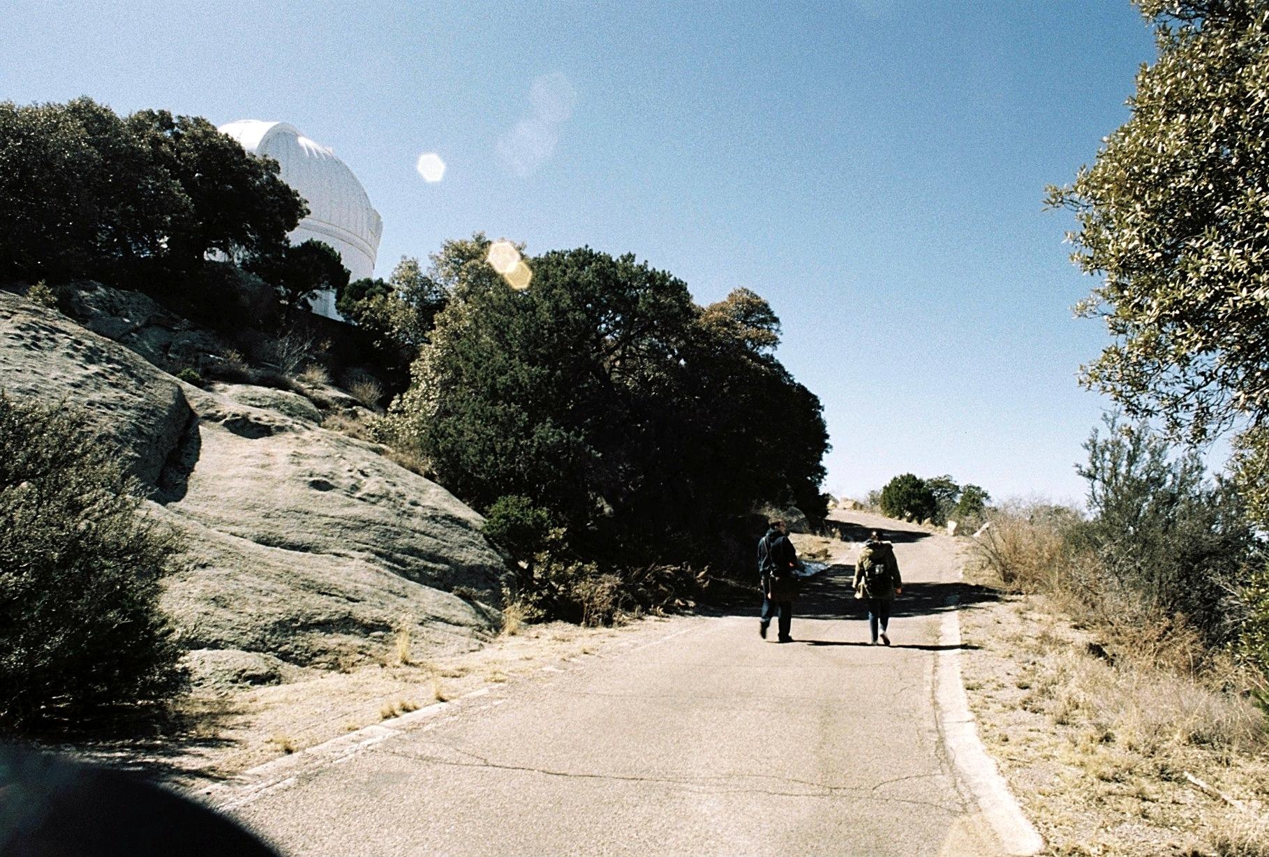 Kitt Peak, Tucson, USA (2011)