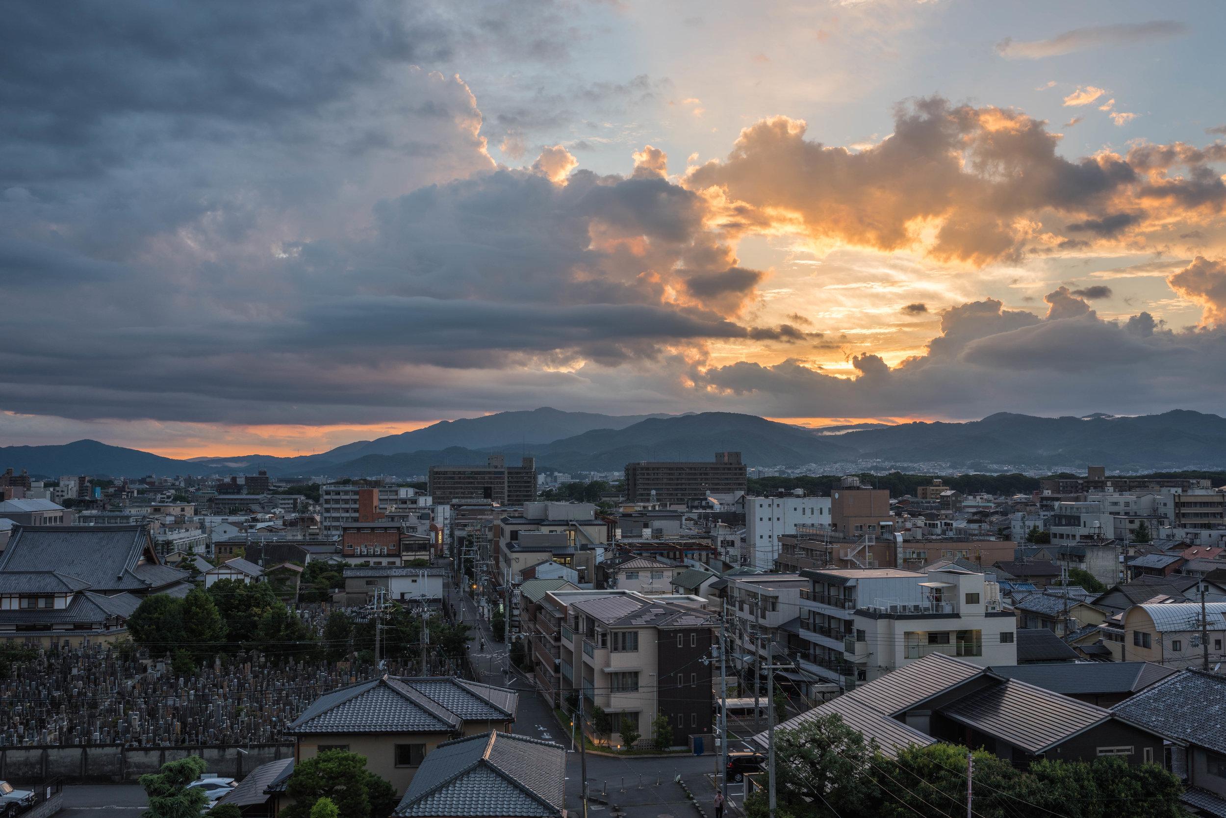 Kyoto, Japan (2018)