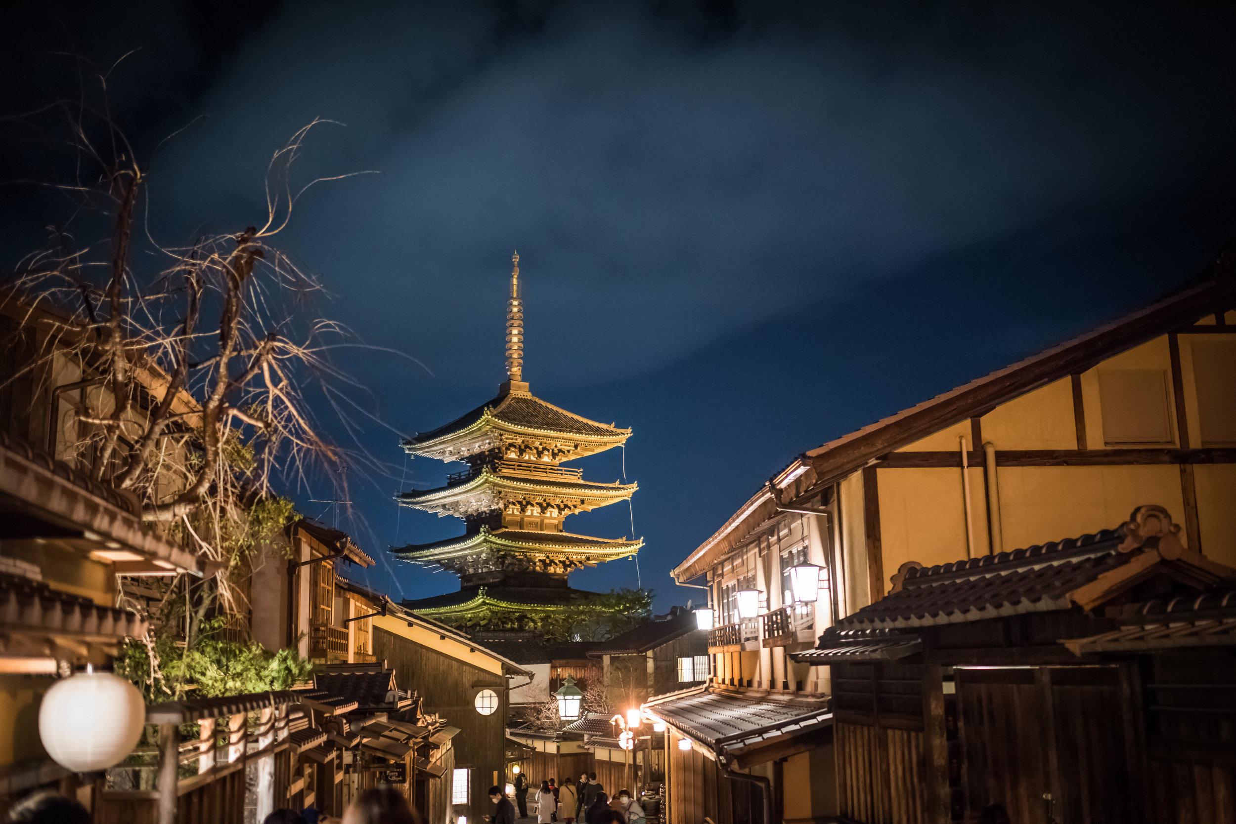 Kyoto, Japan (2019)