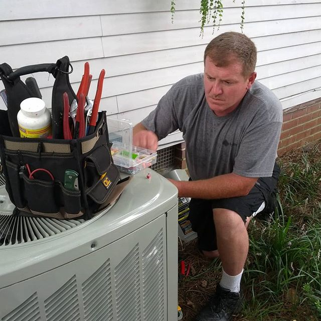 The difference is clear. By using a locally owned, small business, you get personal customer service and quality air conditioning repair without being herded through the system or pressured into unnecessary repairs or replacements. You are not just another call under our belts. We would rather give you the confidence in knowing you always have your Comfort Shield.  Ken and his team are here for you throughout the Smyrna, Vinings, Marietta, Kennesaw, Acworth, and the Northwest Atlanta areas.