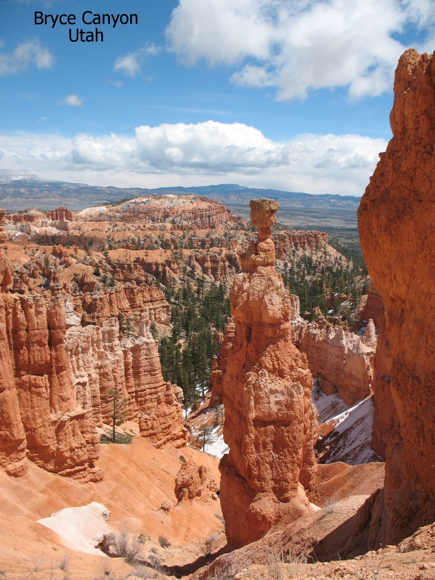 Bryce  multilayer hoodoos and mountains.jpg