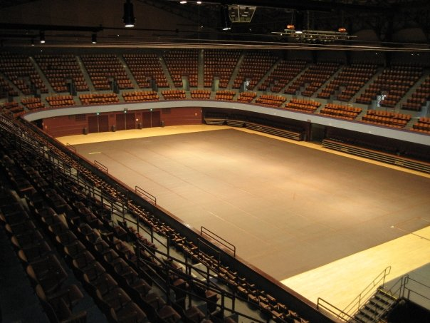 7,500 seat arena- ideal for a range of activities including concerts, conventions and tradeshows, sporting events and family entertainment