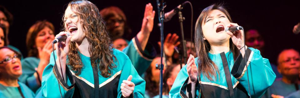 Oakland Interfaith Gospel Choir