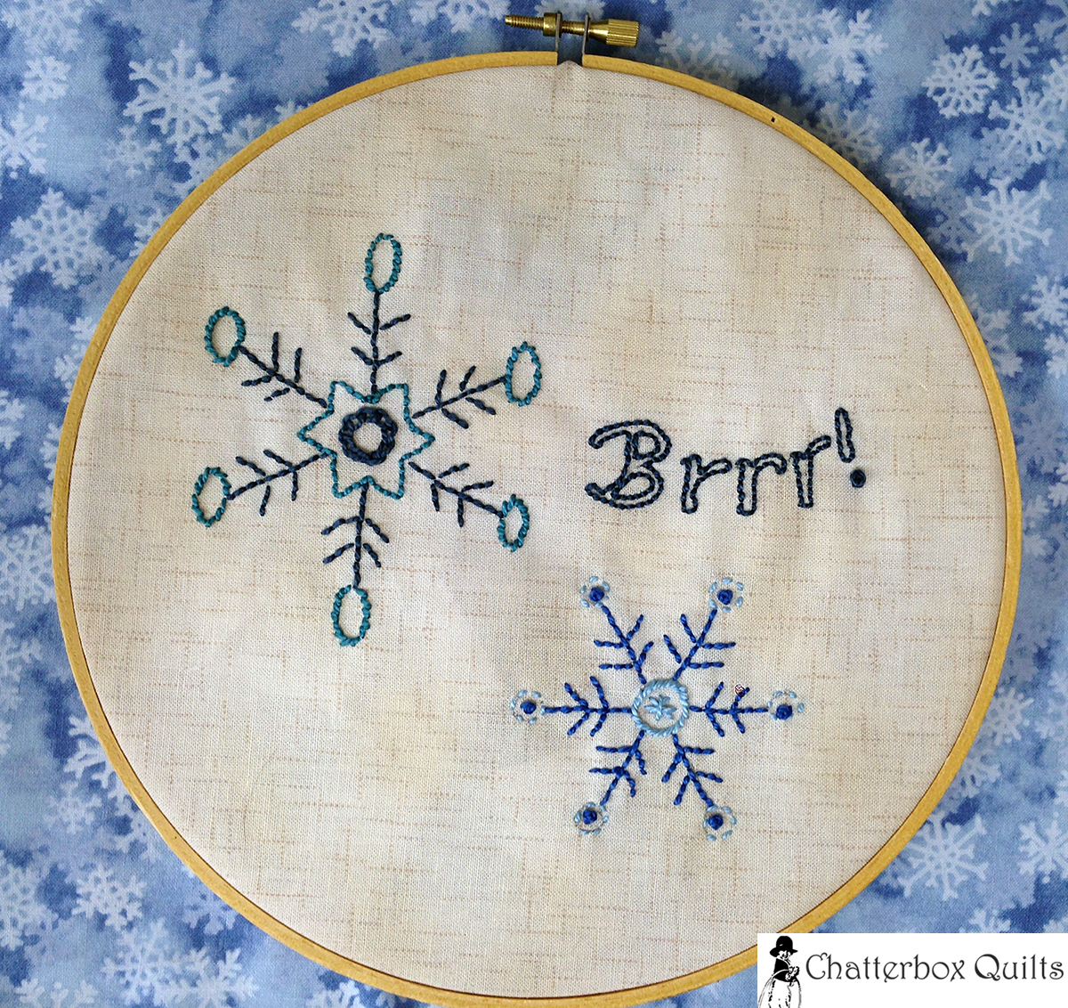 Snowflake Brrr close up.jpg