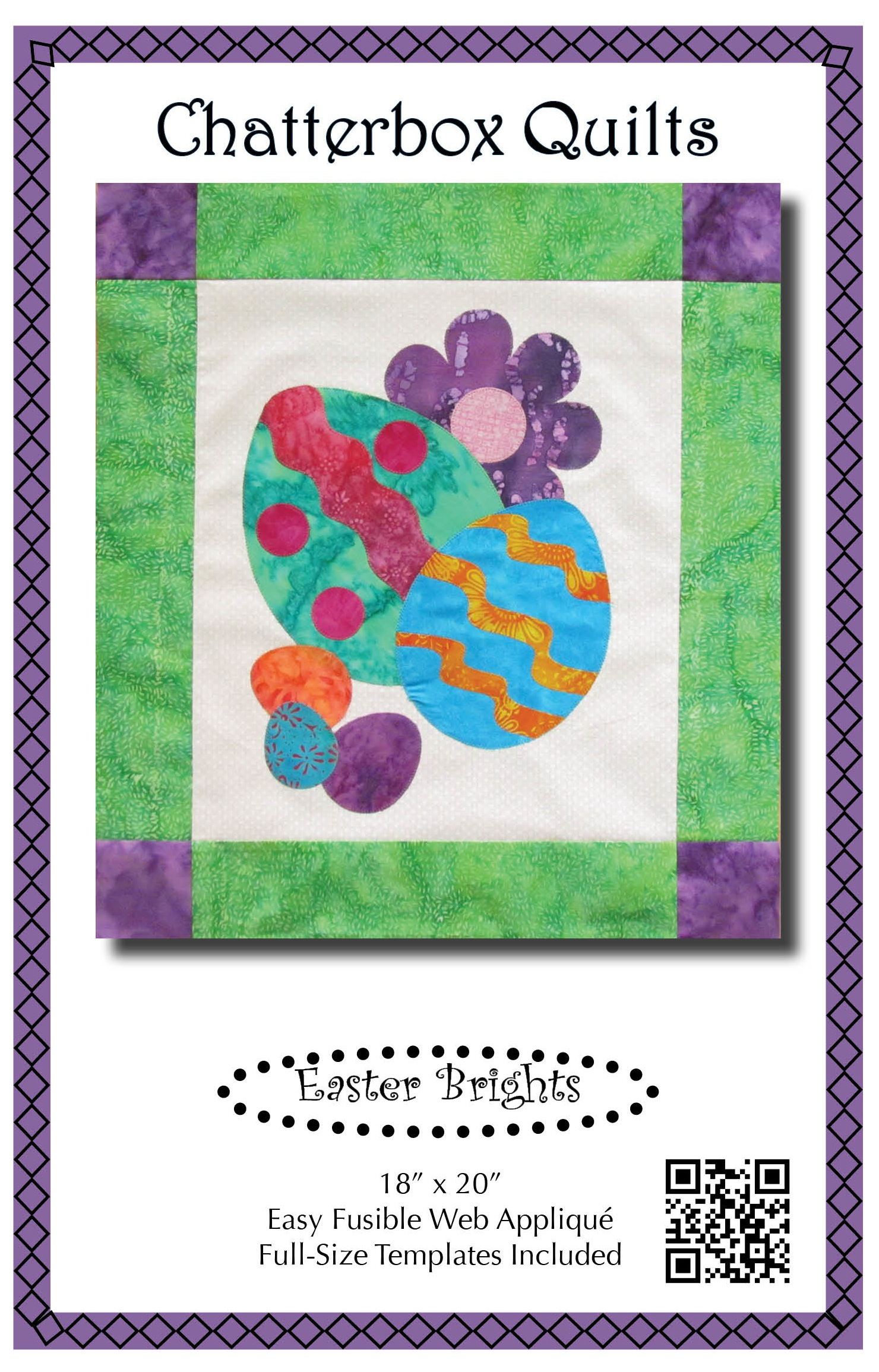 Easter Brights from Chatterbox Quilts