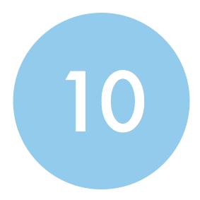 Bij 10 bestellingen komt uw logo op de partnerpagina te staan