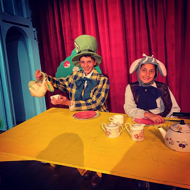 Next weekend Alice And Wonderland at MBCC Children's Theater.... 4 shows.  Tickets for sale! $10