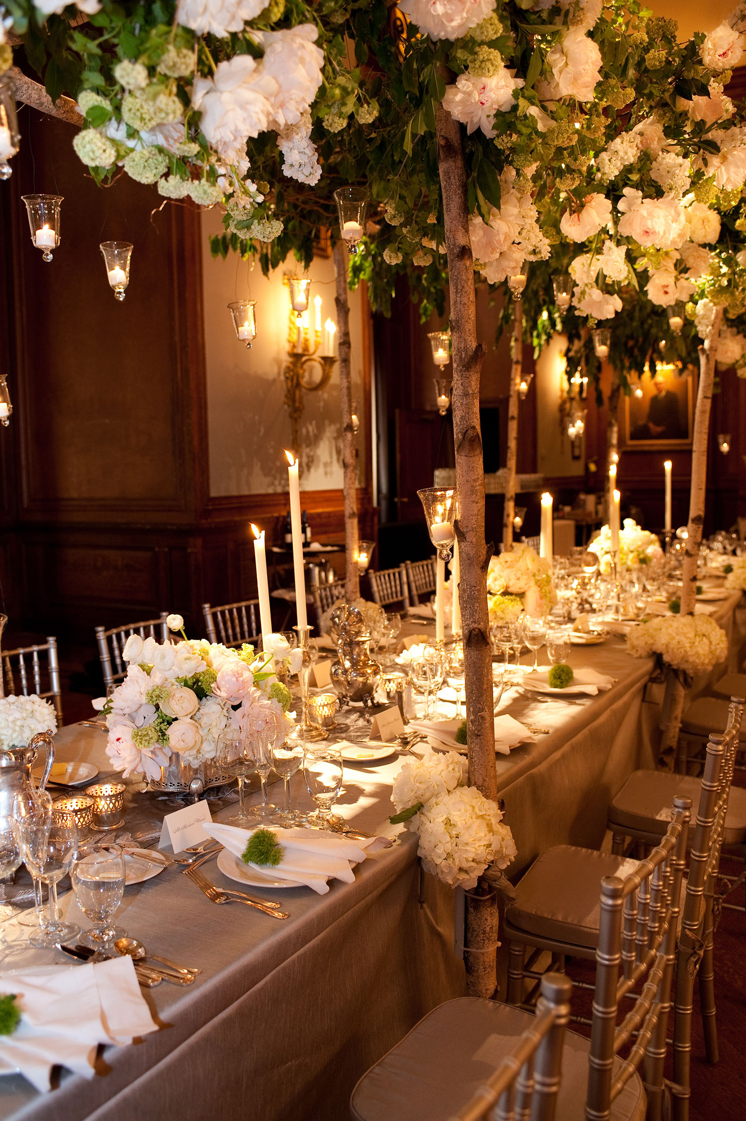 Joanne Bening Photography   |  Wedding Reception  |  Union League of Philadelphia, PA