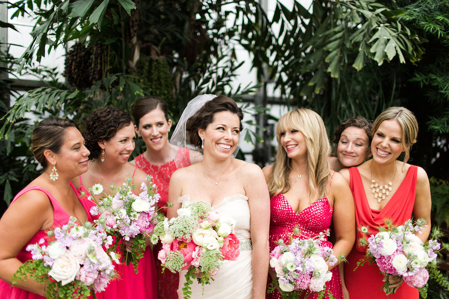 We Laugh We Love Photography  | Wedding Reception | The Horticultural Center,Philadelphia, PA