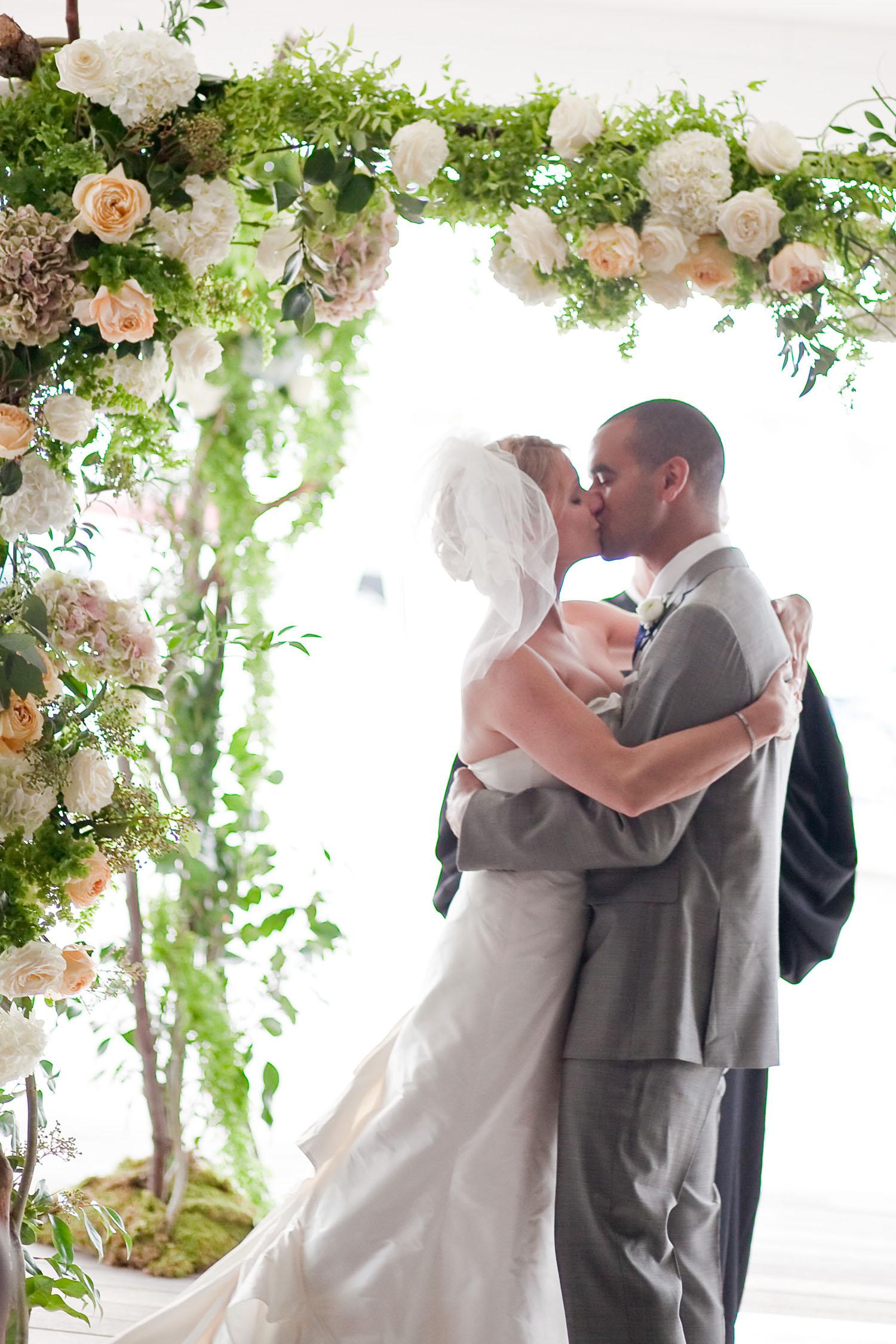 Ryan Jensen Photography  | Wedding Ceremony | Bay Head Yacht Club